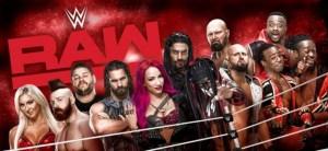 WWE RAW 2017.10.02